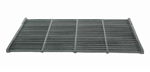 Cast Iron BBQ Grate 480mm x 320mm