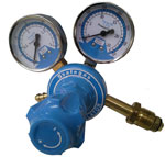 Safegas Blue High Pressure Regulator
