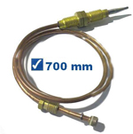 Safegas Thermocouple 700mm
