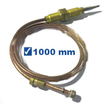 Safegas Thermocouple 1000mm