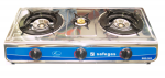 Safegas 3 Burner Automatic Ignition Stove