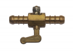 8mm Inline shut-off valve