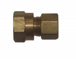 Coupler Female X Copper