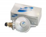 Safegas Bullnose regulator